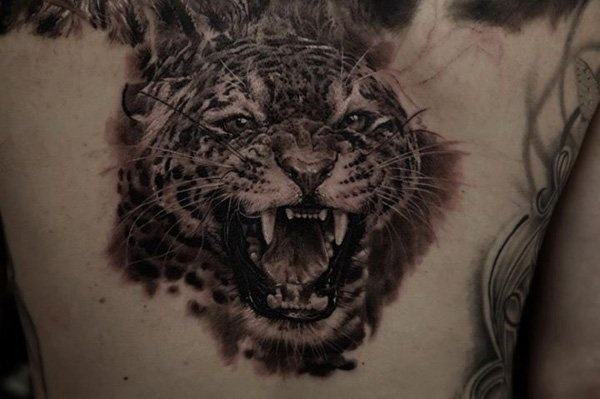 In Ancient Asian (Chinese and Japanese) history, the tiger, being a raider and seeker in nature, remains