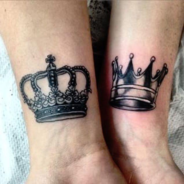 Tattoo Corona Rey Logo King Pictures Wwwpicturesbosscom