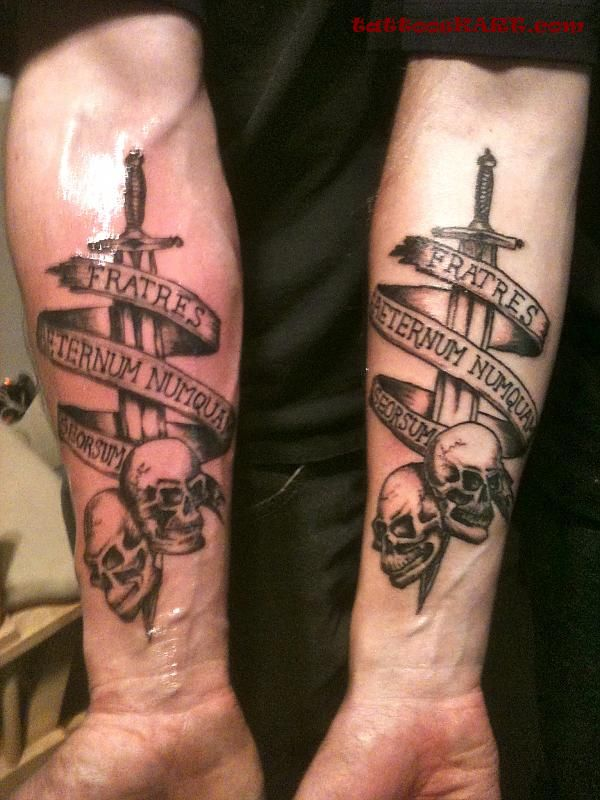 Military Half Sleeve Tattoos