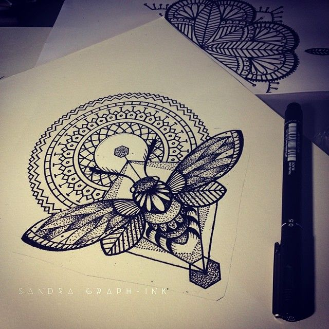 Tattoo design contest A mandala for my forearm. I would like it to be made from grasses, maybe small flowers, leaves, bugs etc.