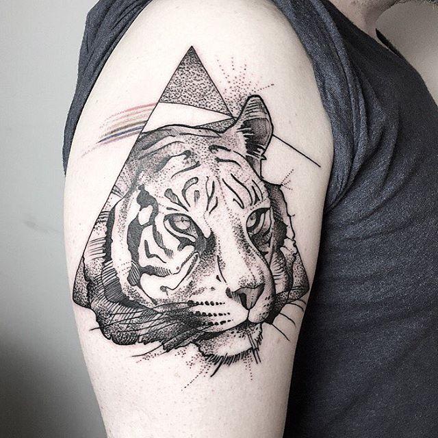 Tiger tattoo (4)