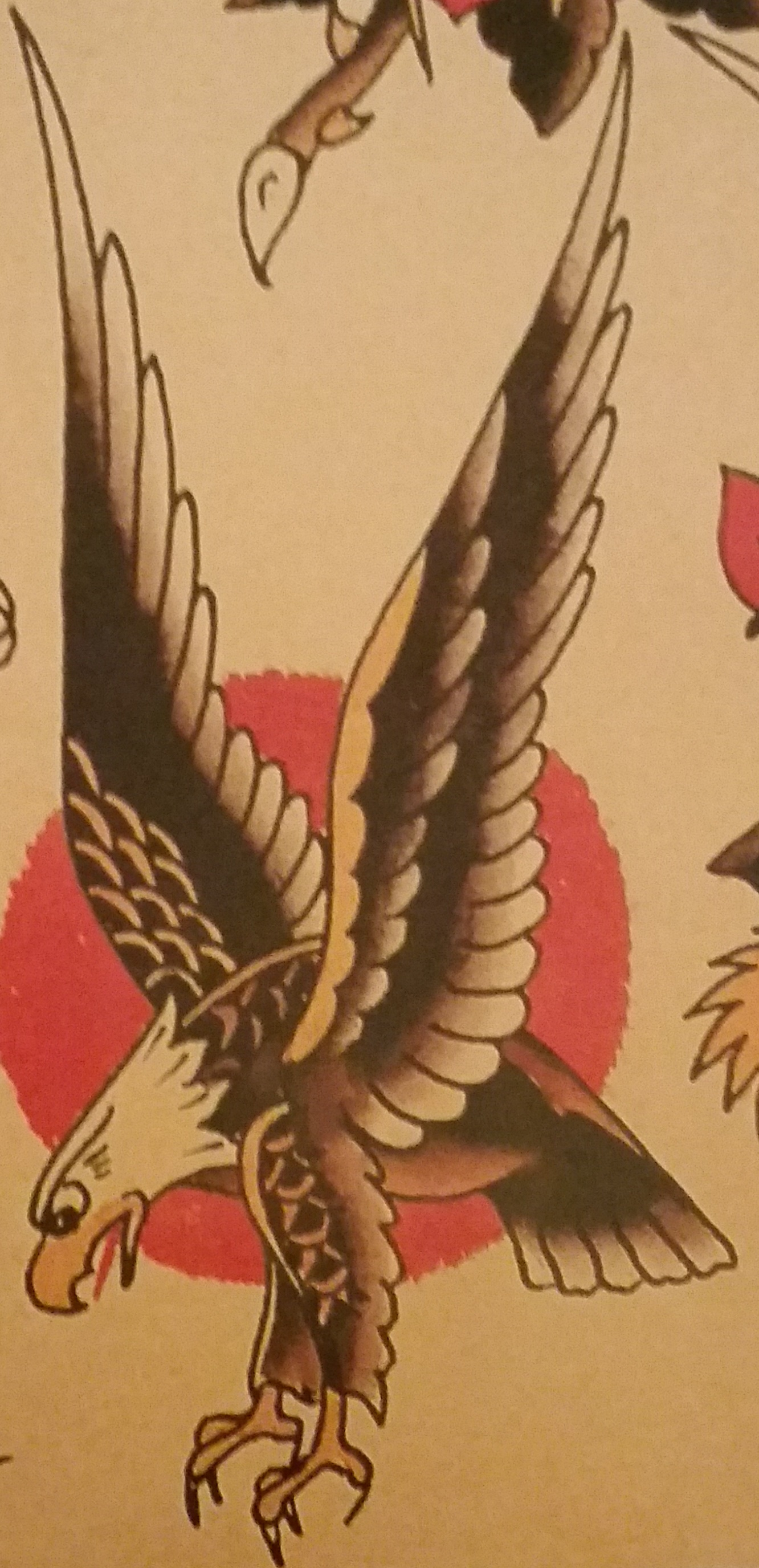 28d0a7f9d Traditional Sailor Jerry American Eagle Tattoo - All Tattoos For-Men