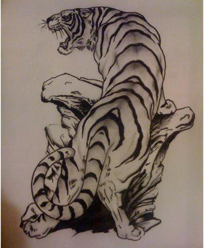 watercolor effect tattoo Pinit