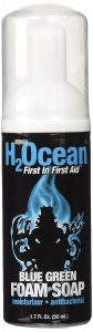 H2Ocean Canadian Foam Soap, Blue/Green, 1.7 Fluid Ounce
