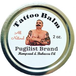 Tattoo Balm After Care