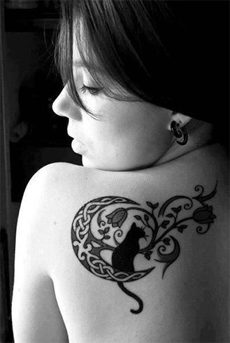 wild-cats-and-crescent-moon-tattoos-1