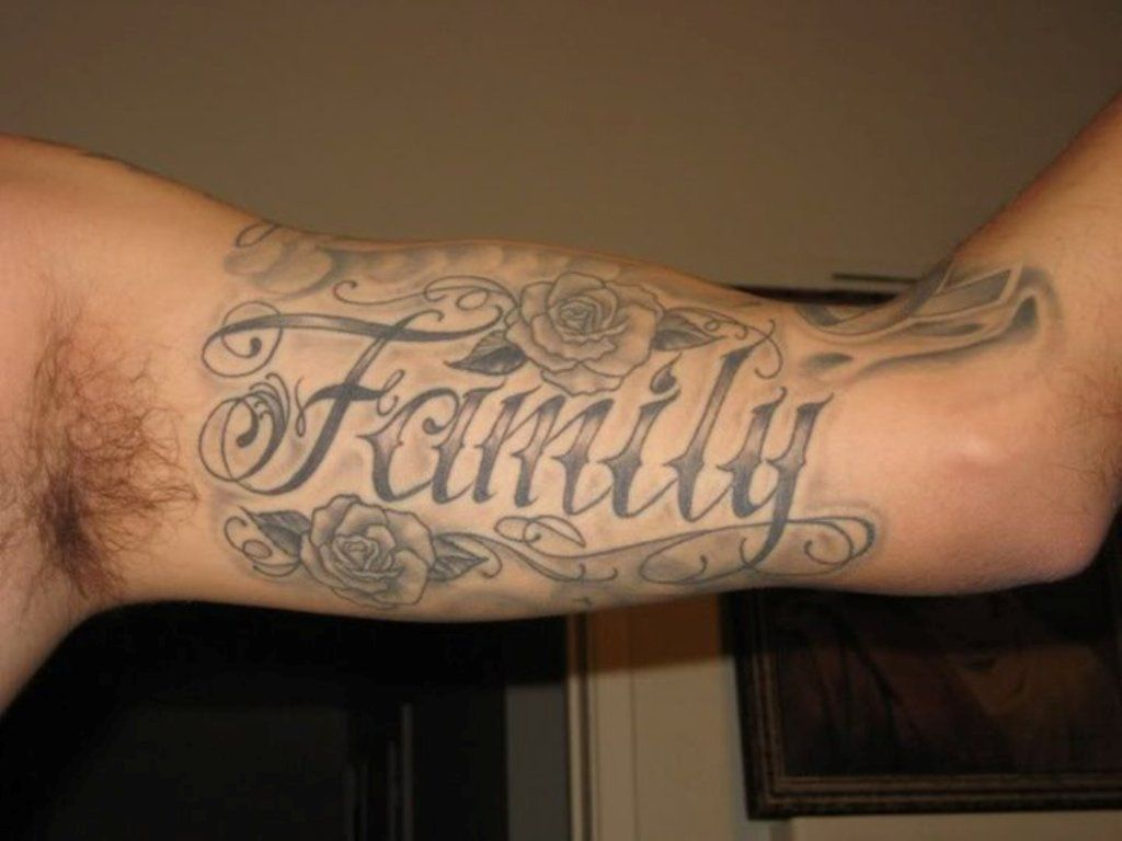 Family Tattoo Designs - Family Tattoo Pictures