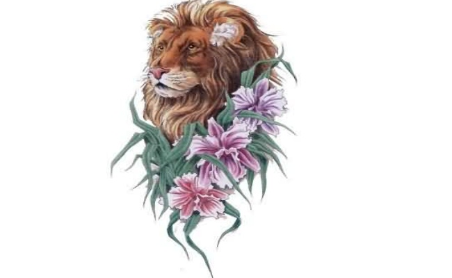 Lion With Crown Tattoo Designs All Tattoos For Men