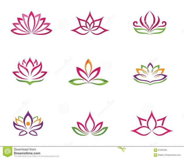 3D Flowers Tattoo Design photo - 1