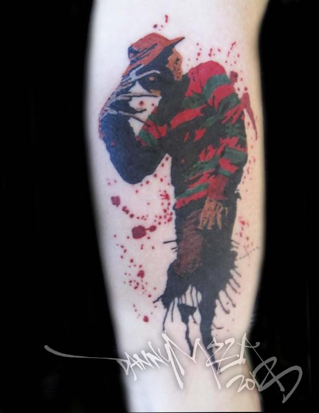 3D Hand Tattoo Designs photo - 1