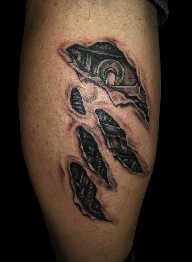 Albanian Eagle Tattoo Photo photo - 1