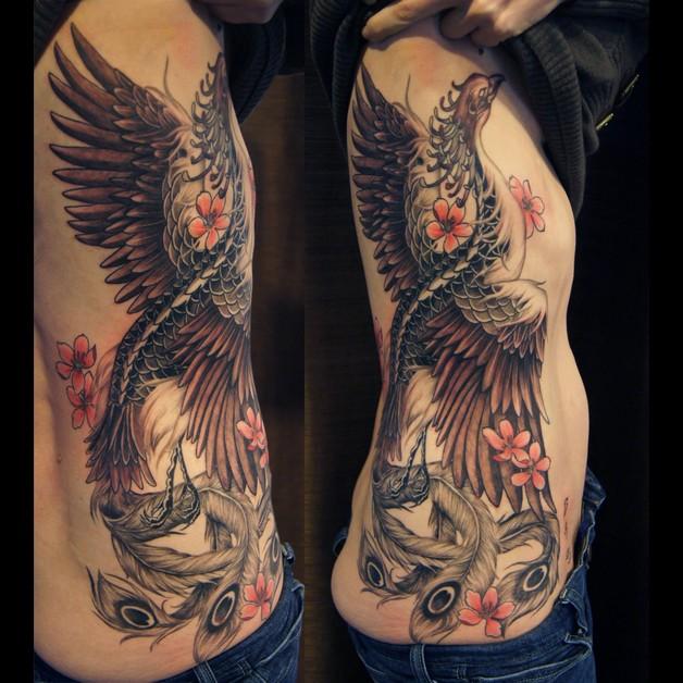 Asian Tattoo Designs photo - 1