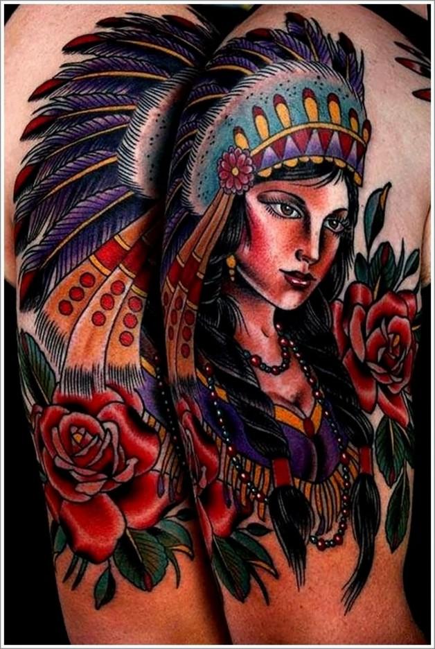 Awesome Eagle Tattoo On Shoulder photo - 1