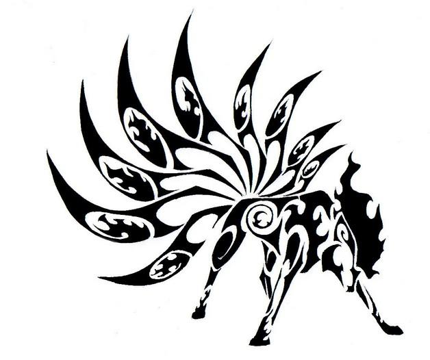 Bee & Flower Amazing Tattoo Design photo - 1