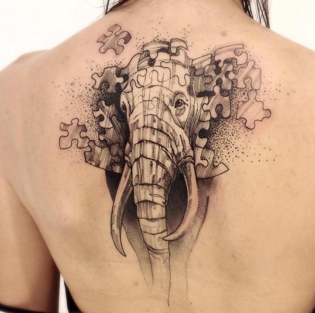 Bee Tattoo On Finger photo - 1