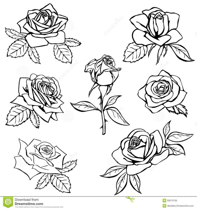 Bee n Flower Tattoo Design photo - 1