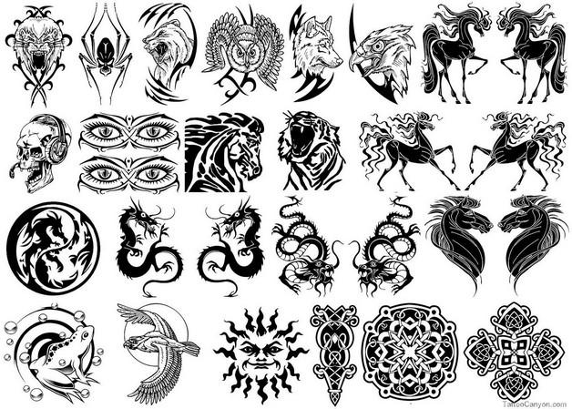 Big Asian Tattoo For Guys photo - 1