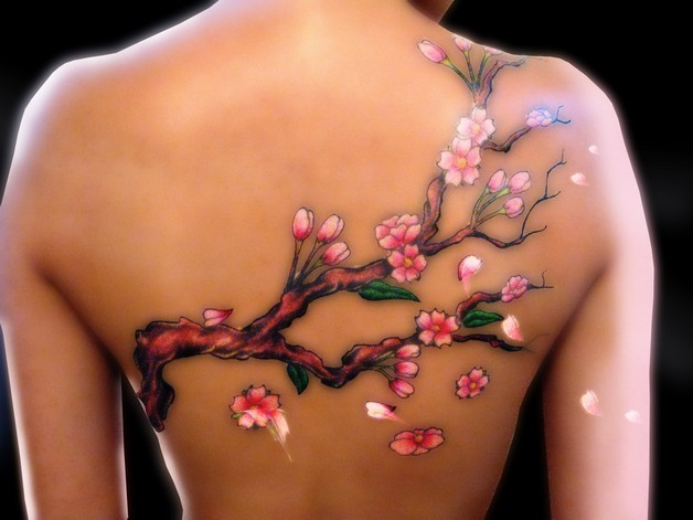 Black And White Yin And Yang Tattoo Model photo - 1