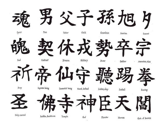 Chinese rabbit symbol tattoo design all tattoos for men chinese rabbit symbol tattoo design photo 1 biocorpaavc