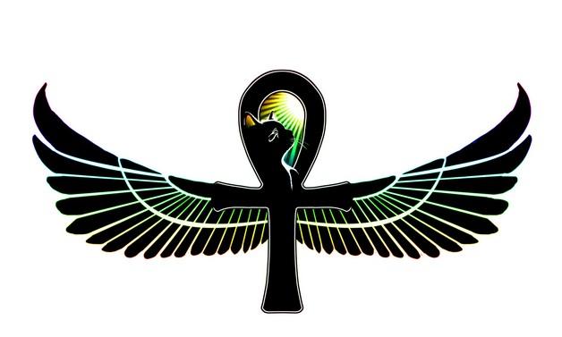 Egyptian Biceps Tattoo Design photo - 1