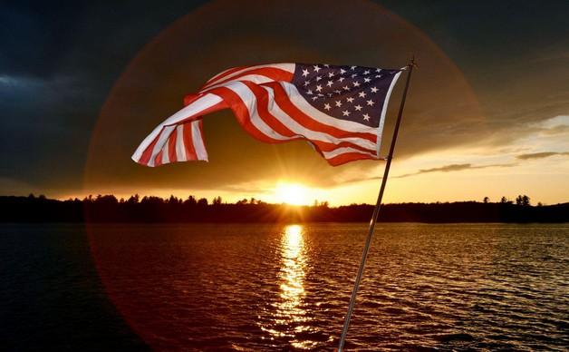 God Bless America - Beautiful Eagle Tattoo photo - 1