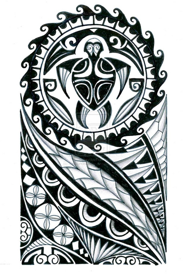 Grey Ink Queen Logo Tattoo On Shoulder photo - 1