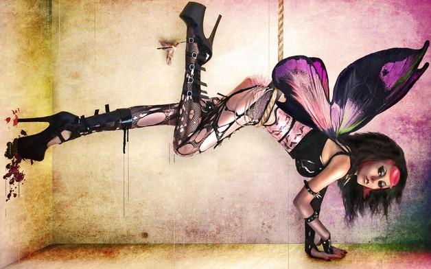 Hot Fairy Queen Tattoo photo - 1