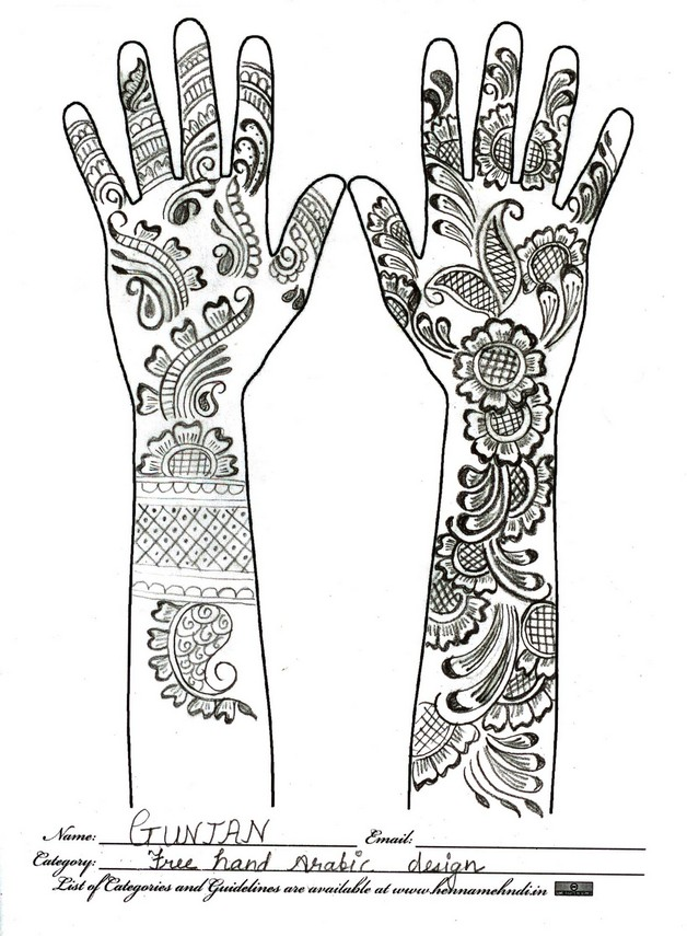 Jain Hand Tattoo Designs photo - 1
