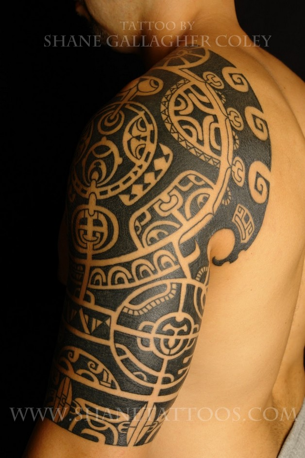 Mexican Sleeve Tattoo For Men photo - 1