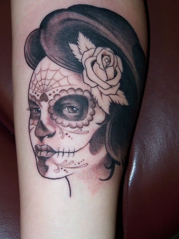 Mexican Tattoo Designs For Men photo - 1