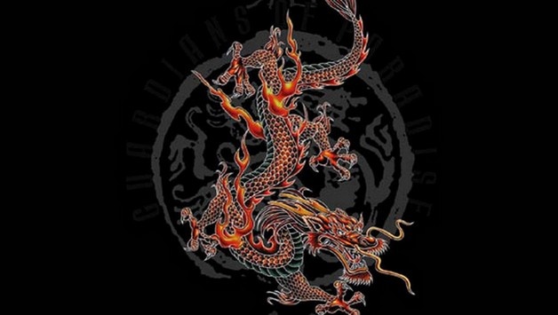 New Asian Dragon Tattoo Design photo - 1
