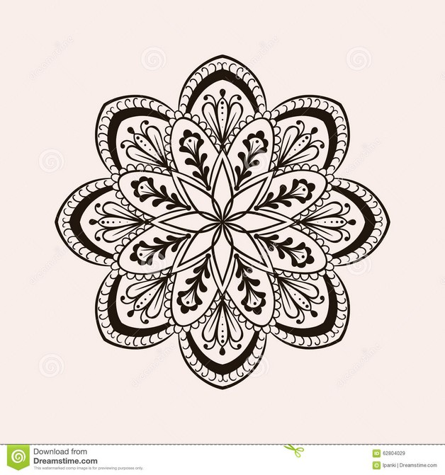 Ojibwe Flowers Tattoo Design photo - 1