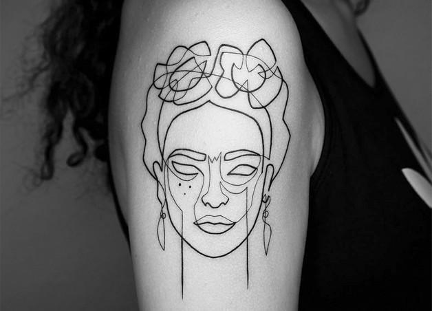 Organic Hand Tattoo Design photo - 1