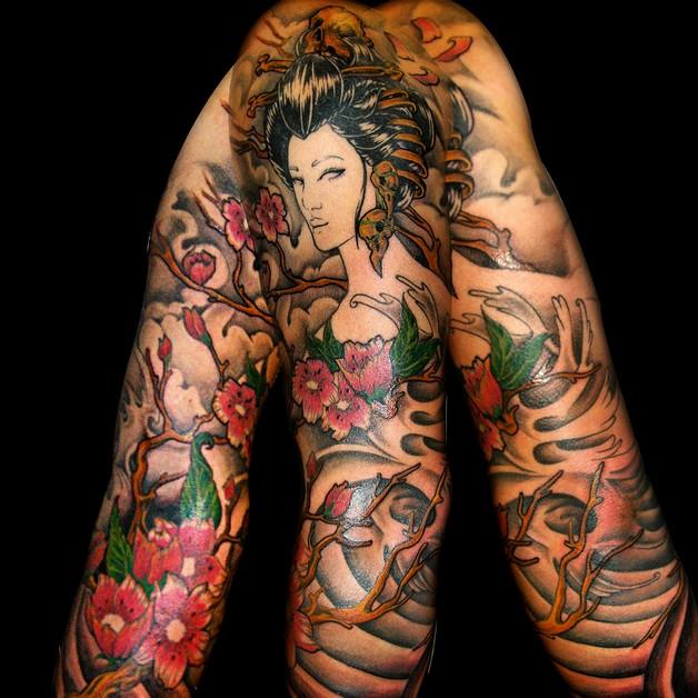 Oriental japanese tiger tattoo for back shoulder oriental japanese tiger tattoo for back shoulder photo 1 biocorpaavc Choice Image