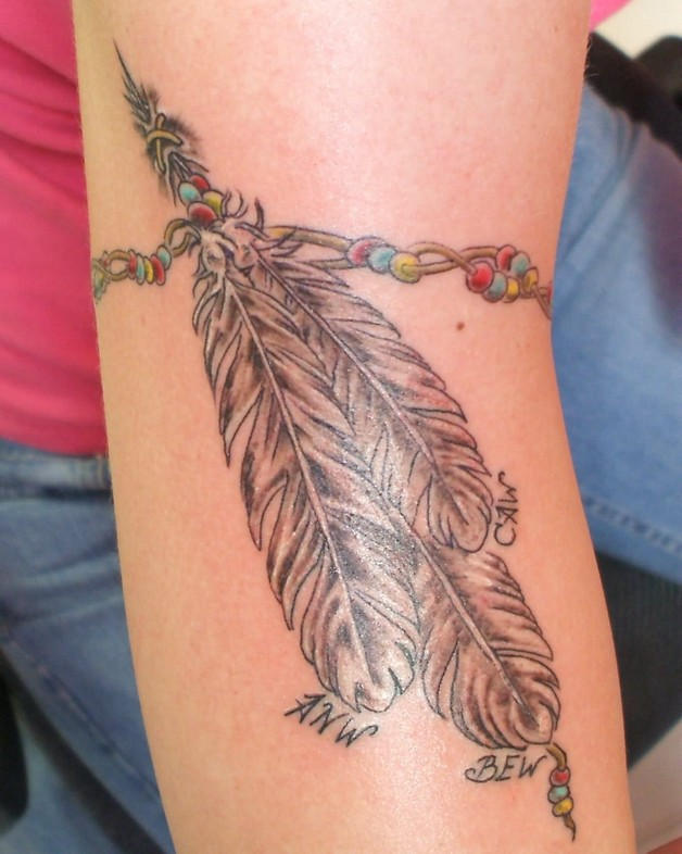 Outstanding Armband Tattoo For Biceps photo - 1