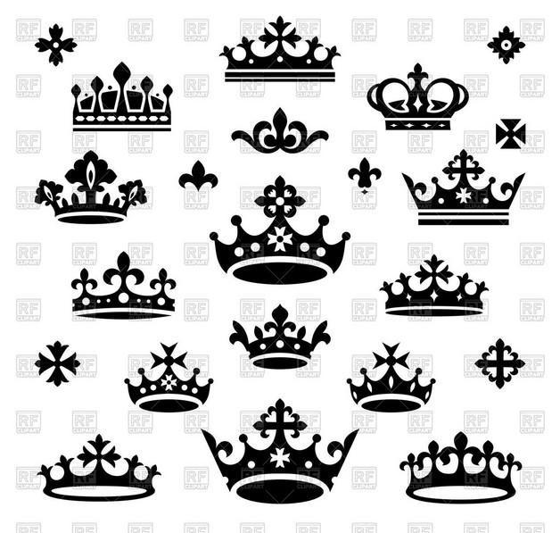 Queen Emblem Tattoo photo - 1