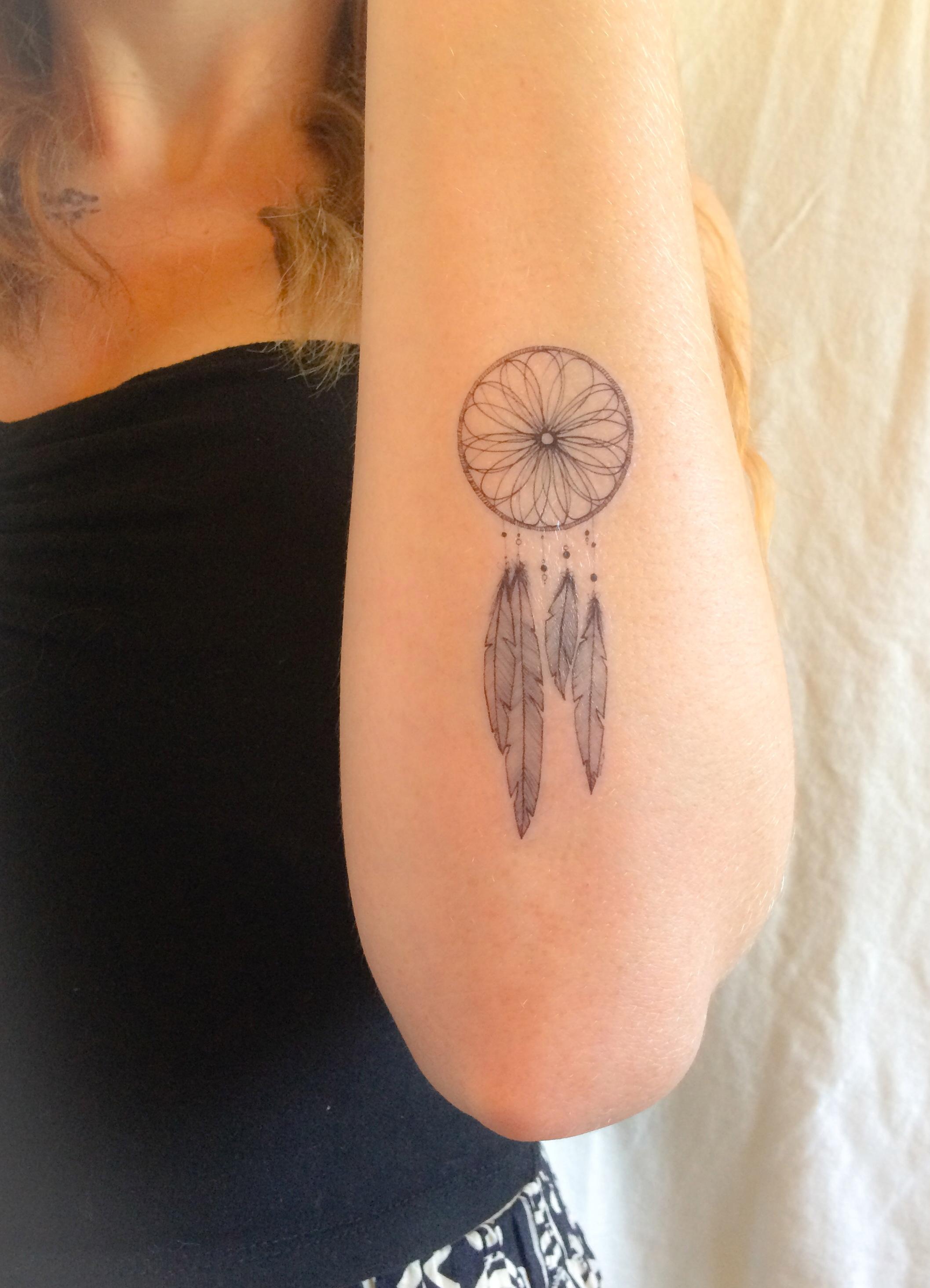 Real Looking Sitting Rabbit Tattoo On Forearm photo - 1