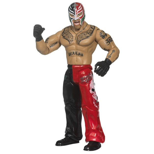 Rey Mysterio Biceps Tattoo Design photo - 1