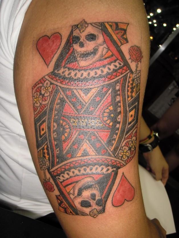 River Queen Tattoo photo - 1