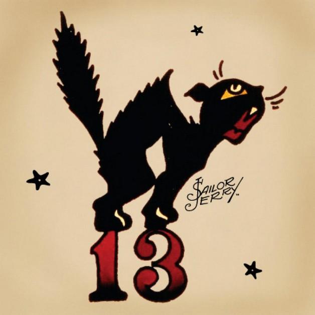 Sailor Jerry Eagle Tattoo Design photo - 1