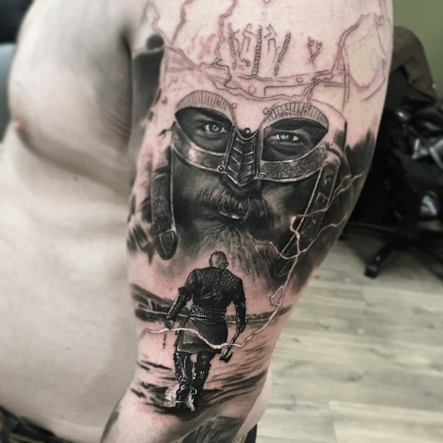 Superb Hand Tattoo Designs For Men photo - 1