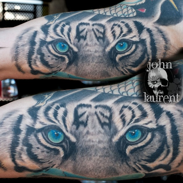 The Best Tiger Tattoo photo - 1