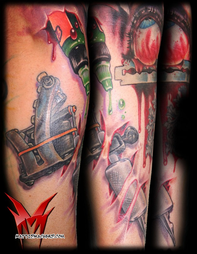 The Latest Tabasco Bottle Tattoo photo - 1