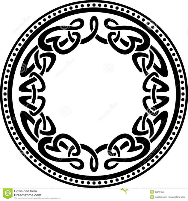 Tribal Yin Yang Tattoo Design photo - 1