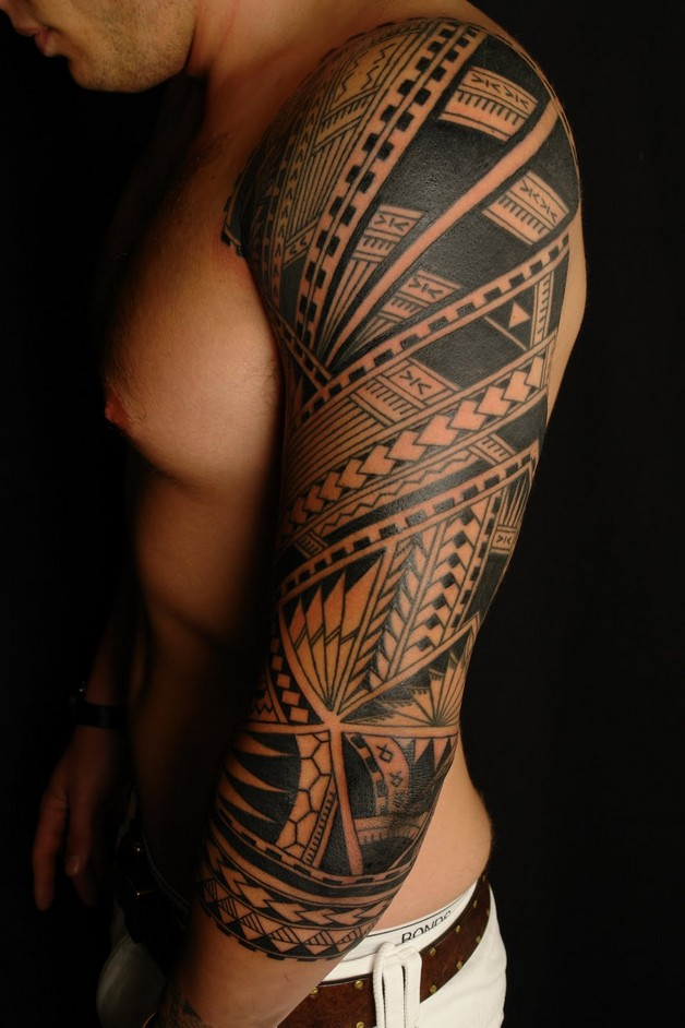Trible Style Eagle Tattoo photo - 1