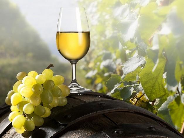 Wine Glass And Grape Tattoos photo - 1