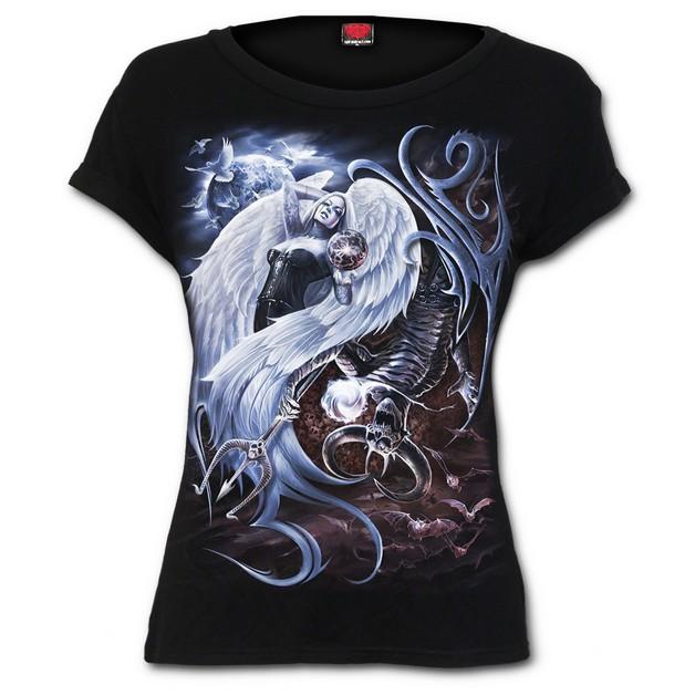 Yin Yang Tattoo T-Shirt photo - 1