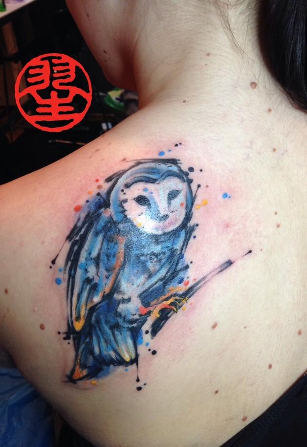 Ying Yang Cover Up Tattoos photo - 1