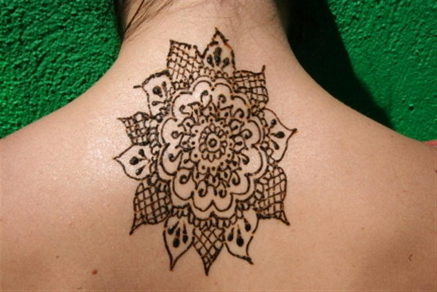 again sunflower tattoo photo - 1