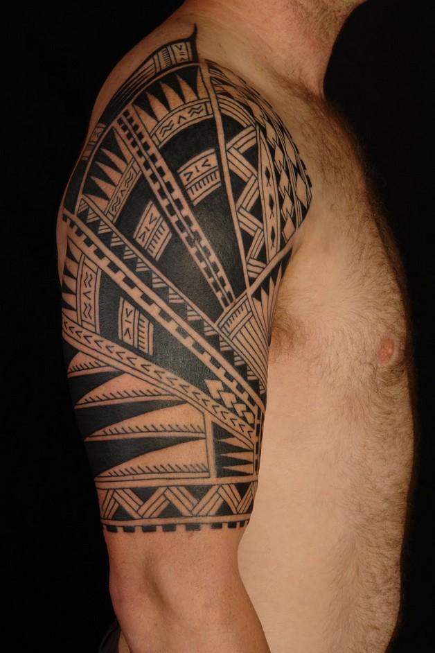beautiful sunflower vine tattoo for leg photo - 1